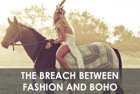 The Breach Between Fashion and Boho Clothing
