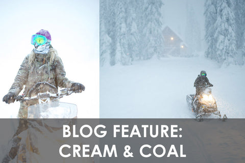 Blog Feature: Cream & Coal