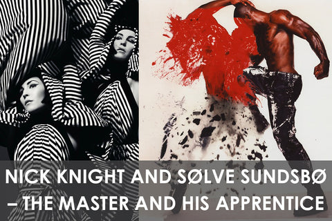 Nick Knight and Sølve Sundsbø – The Master and his Apprentice