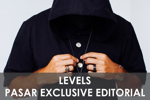 LEVELS - a PASAR exclusive Street Fashion Editorial