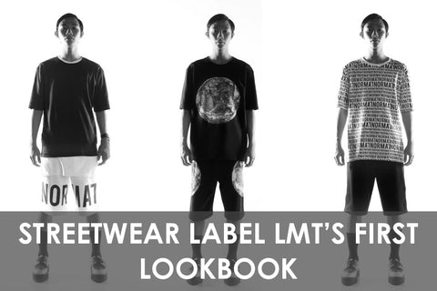 Streetwear Label LMT's First Lookbook