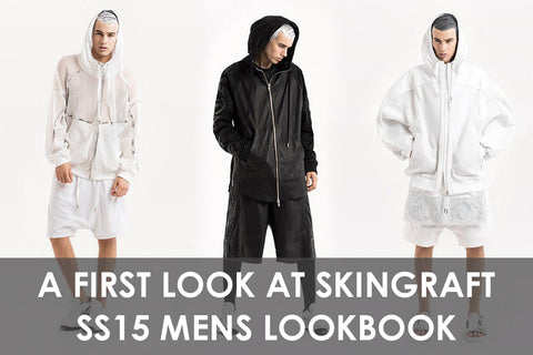 A First Look at Skingraft SS15 Mens Lookbook