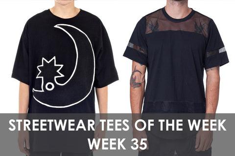 Streetwear Tees of The Week - Week 35
