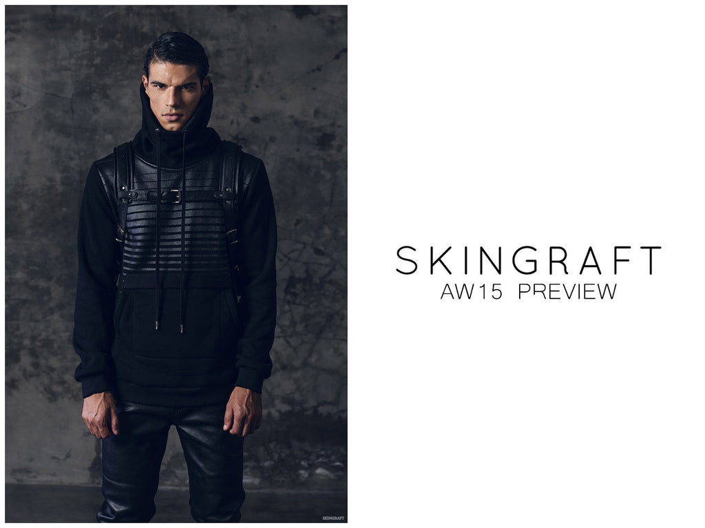 Skingraft Autumn Winter 15 Lookbook Preview 01