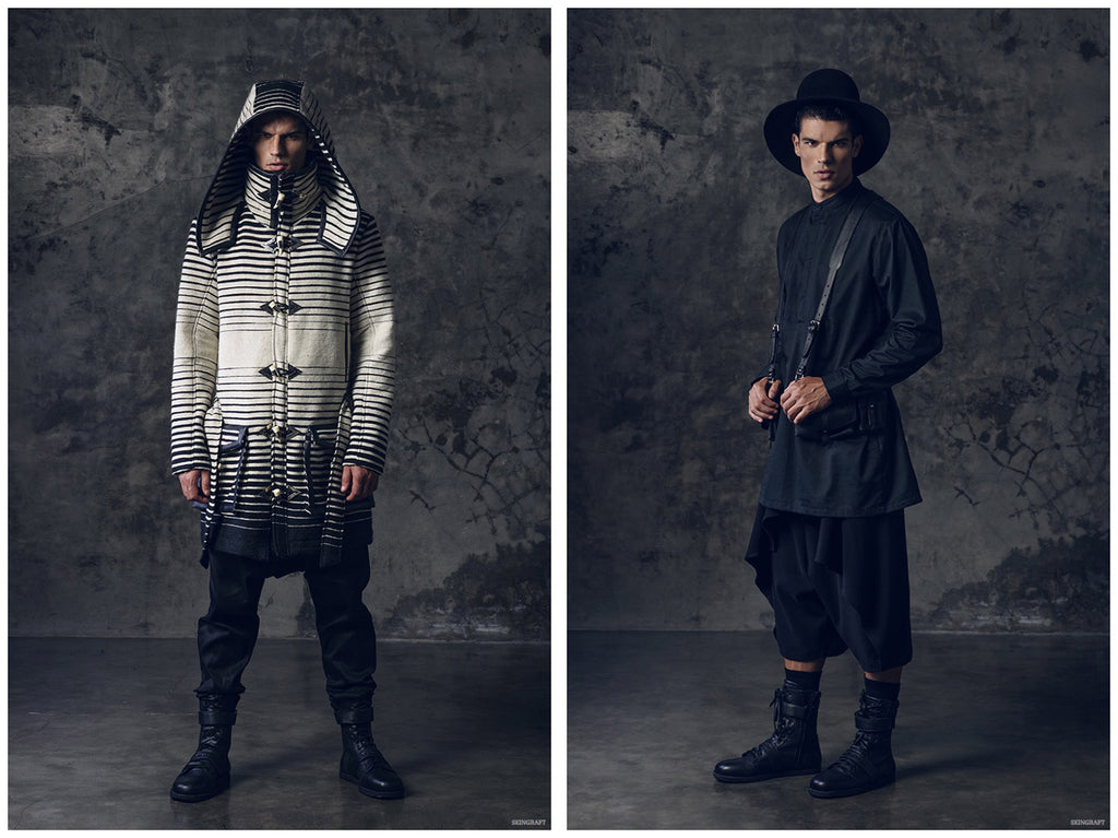 Skingraft Autumn Winter 15 Lookbook Preview 05