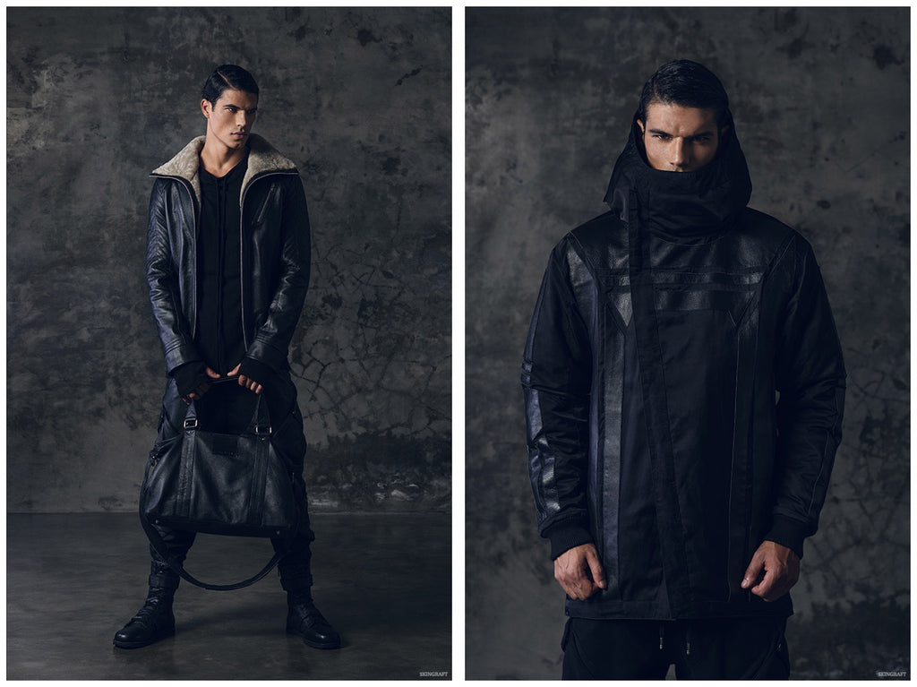 Skingraft Autumn Winter 15 Lookbook Preview 03