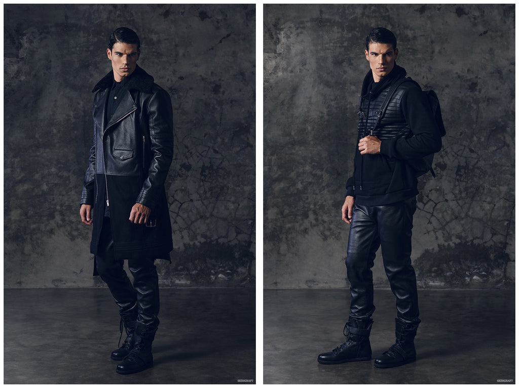 Skingraft Autumn Winter 15 Lookbook Preview 02