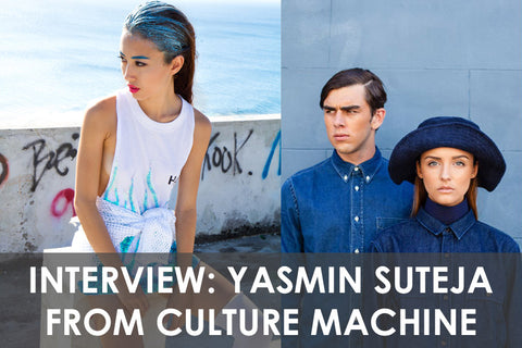 Yasmin Suteja from Culture Machine talks photography and Bali fashion