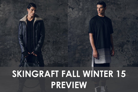 Skingraft AW15 Lookbook Preview