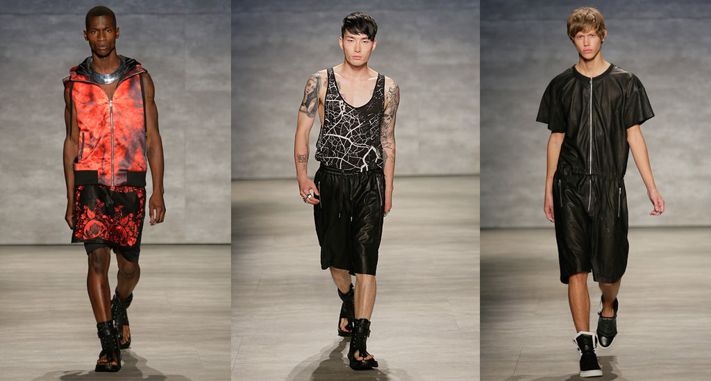 Skingraft Mens SS15 New York Fashion Week - 5