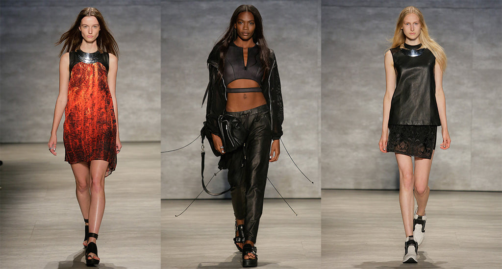 Skingraft Womens SS15 New York Fashion Week - 1