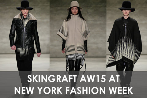 Skingraft AW15 at New York Fashion Week