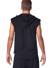 SKINGRAFT Hooded Tunic Black