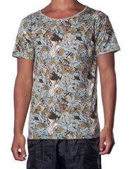 Horn Emporium Safari Tshirt - All-over printed mens tshirt
