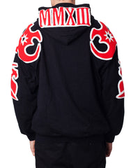 KTZ Hoodie - Tattoo Towelling Patched