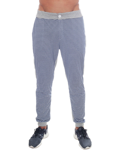 Bleach Sporty Stripes Joggers
