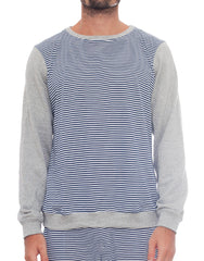 Bleach Sporty Stripes Basic Sweater Front
