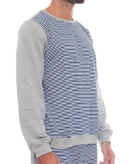 Bleach Sporty Stripes Basic Sweater Right