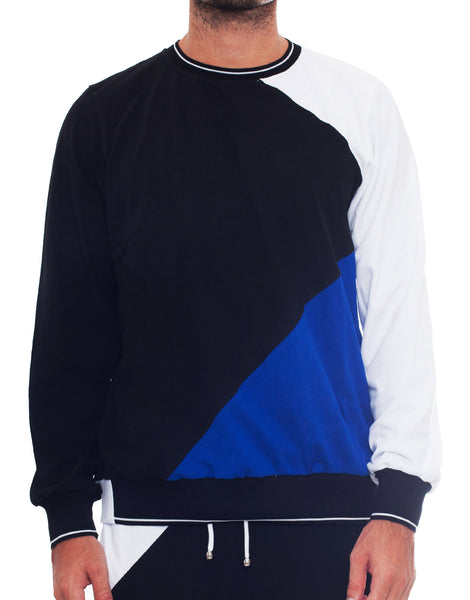 Bleach Project Colour Block Sweatshirt