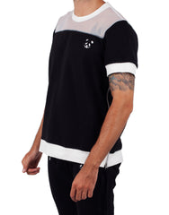 Zip Fleece Tee