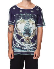 APRIY Digital Print Mens Tee