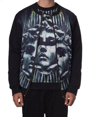 APRIY Digitally Printed Bomber Jacket