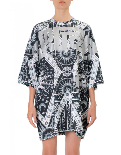 KTZ Sun Moon Oversized Womens T-Shirt