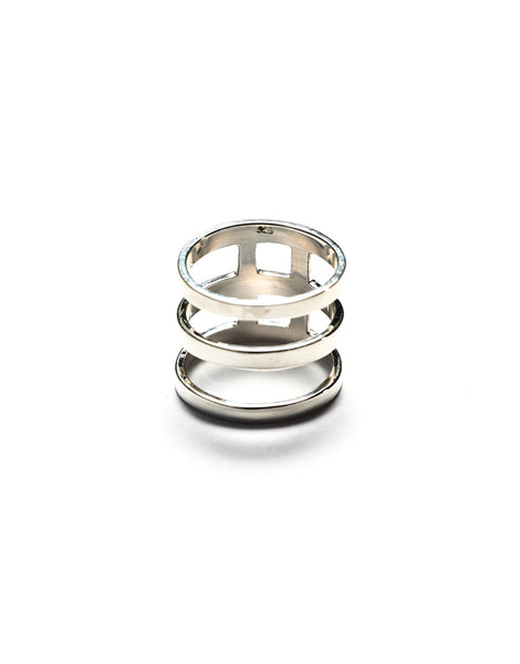 Serendipity Tripple Bridge Ring