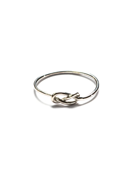 Serendipity Knot Ring