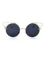 Eighty6 KIT Black & Gold Sunglasses Main