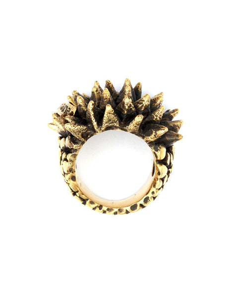 eleven44 Spike Ring