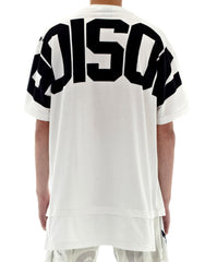 KTZ T-Shirt with Cobra Print SS14 Front Back