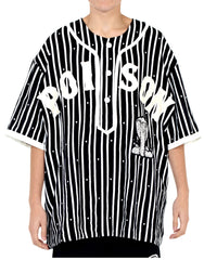KTZ Baseball Jersey Short Men