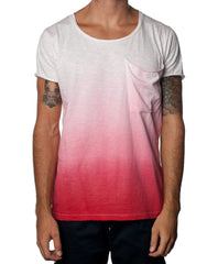 Nemis Bottom-Up Tee Red