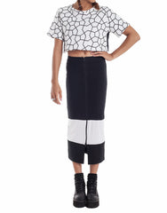 Nemis Women Octa Crop Top Outfit 2