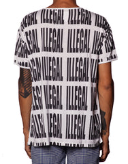 EGR Illegal Tee Black