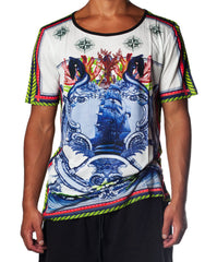 APRIY VOC Color Tee - Digitally Printed Mens Tshirt