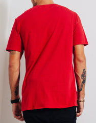 Bleach Project BUZZ Tee Red Back