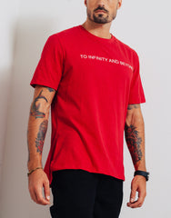 Bleach Project BUZZ Tee Red Side