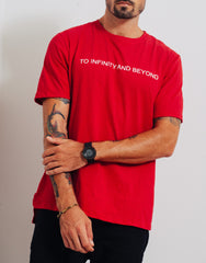 Bleach Project BUZZ Tee Red Front
