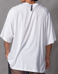 Bleach Fake It Oversized Tee Back
