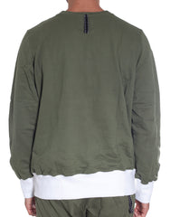 Bleach Project Army of Me Sweater Green