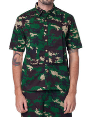 Bleach Project Camo Shirt