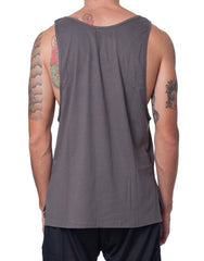 Bleach Two Side Tank Charcoal