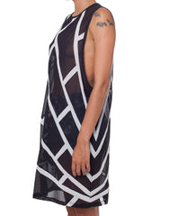 EGR Spider Web Singlet Woman