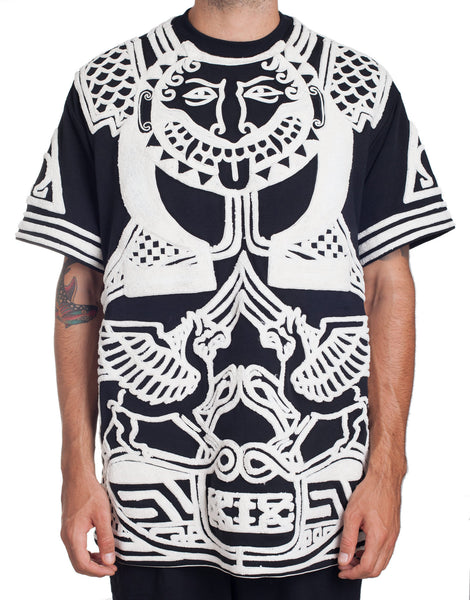 KTZ Greek Monster Towelling Tee
