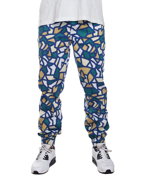 Nemis Mosaic Tapered Pants