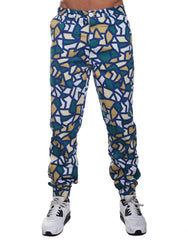 Nemis Mosaic Tapered Pants Front 2