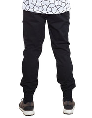 Nemis Black Tapered Pants 3