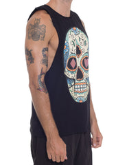 FRANKSLAND Mexicola Tank Black Side
